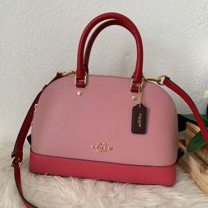 Coach Mini Sierra Satchel F57499